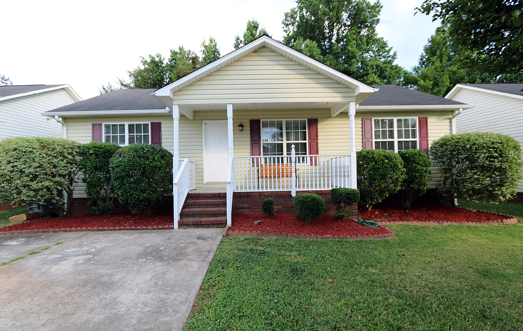 just listed by don anthony realty 3 bedroom 2 bath home for sale in